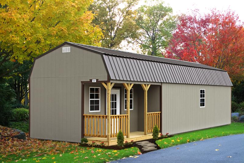 portable inspirational of cabin building shed barns full kansas size awesome log storage sheds
