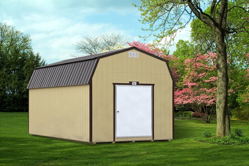 LOFTED BARN STORAGE BUILDINGS ARKANSAS MOUSE PROOF STORAGE