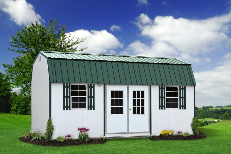 Arkansas Portable Buildings and Wood Storage Sheds : morgan storage shed  - Aquiesqueretaro.Com