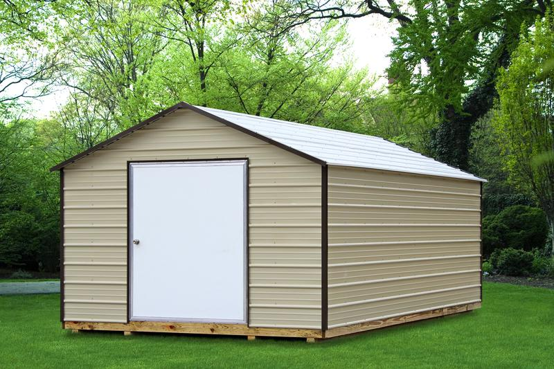 CHEAP STORAGE LAWN MOWER BUILDING VALUE SHED AR