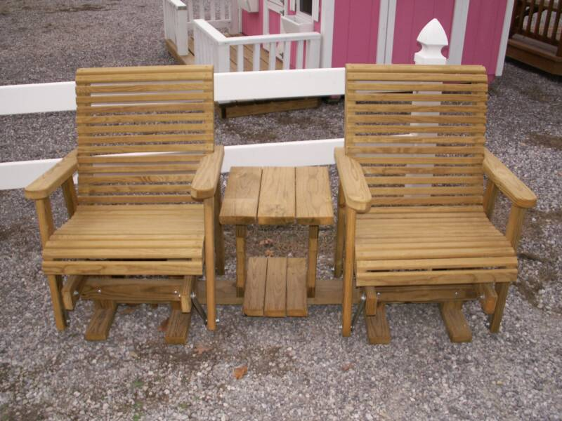 Bald Eagle Barns Arkansas Lawn Furniture