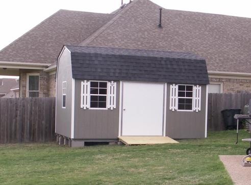 LOFTED BARN OUTDOOR STORAGE BUILDINGS ARKANSAS