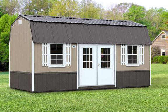 Bald Eagle Portable Storage Building